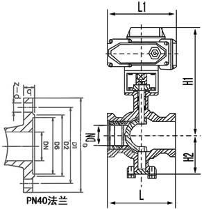 电动球阀1